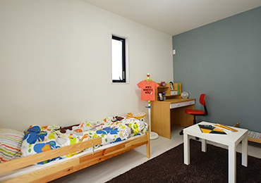施工事例 子供部屋